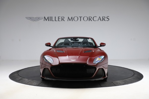 New 2021 Aston Martin DBS Superleggera Volante Convertible for sale $362,486 at Pagani of Greenwich in Greenwich CT 06830 11