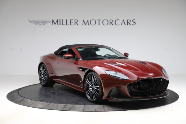 New 2021 Aston Martin DBS Superleggera Volante Convertible for sale $362,486 at Pagani of Greenwich in Greenwich CT 06830 14