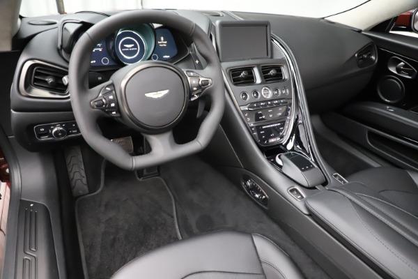 New 2021 Aston Martin DBS Superleggera Volante Convertible for sale $362,486 at Pagani of Greenwich in Greenwich CT 06830 19