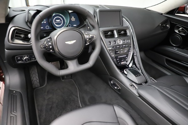 New 2021 Aston Martin DBS Superleggera Volante for sale $362,486 at Pagani of Greenwich in Greenwich CT 06830 19