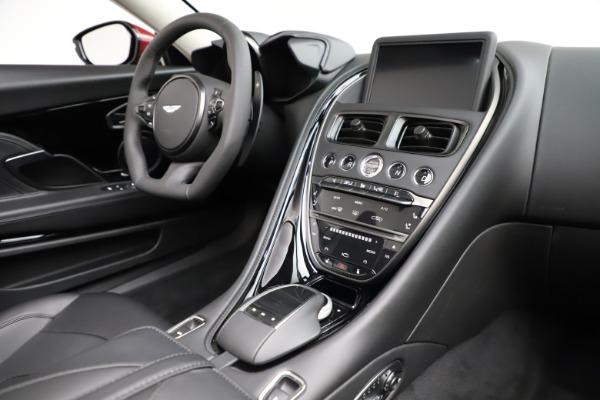 New 2021 Aston Martin DBS Superleggera Volante Convertible for sale $362,486 at Pagani of Greenwich in Greenwich CT 06830 22