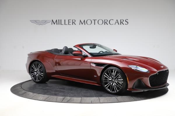 New 2021 Aston Martin DBS Superleggera Volante for sale $362,486 at Pagani of Greenwich in Greenwich CT 06830 9