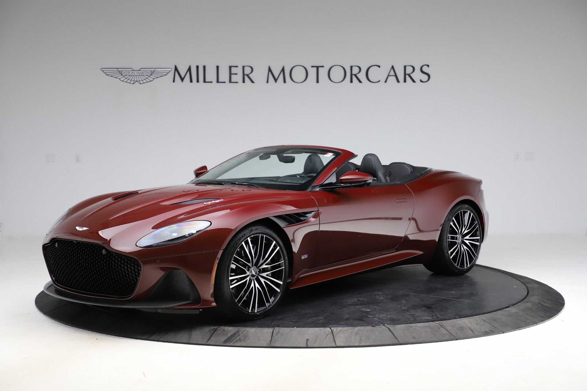 New 2021 Aston Martin DBS Superleggera Volante Convertible for sale $362,486 at Pagani of Greenwich in Greenwich CT 06830 1