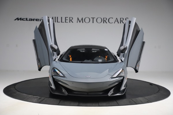 Used 2019 McLaren 600LT Coupe for sale $229,900 at Pagani of Greenwich in Greenwich CT 06830 11