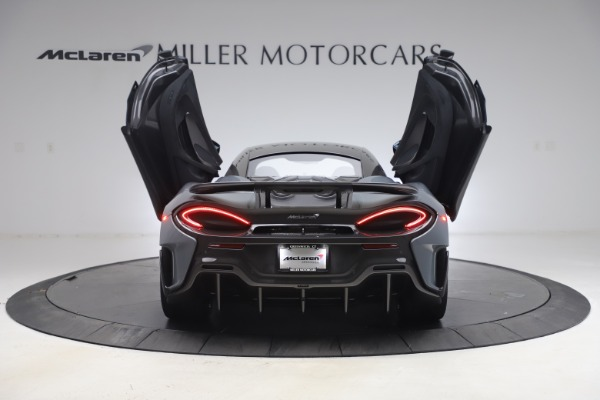 Used 2019 McLaren 600LT Coupe for sale $229,900 at Pagani of Greenwich in Greenwich CT 06830 15