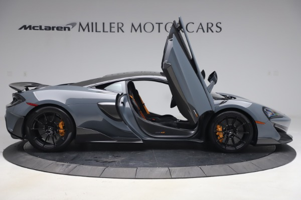 Used 2019 McLaren 600LT Coupe for sale $229,900 at Pagani of Greenwich in Greenwich CT 06830 17