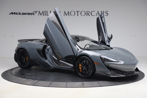 Used 2019 McLaren 600LT Coupe for sale $229,900 at Pagani of Greenwich in Greenwich CT 06830 18