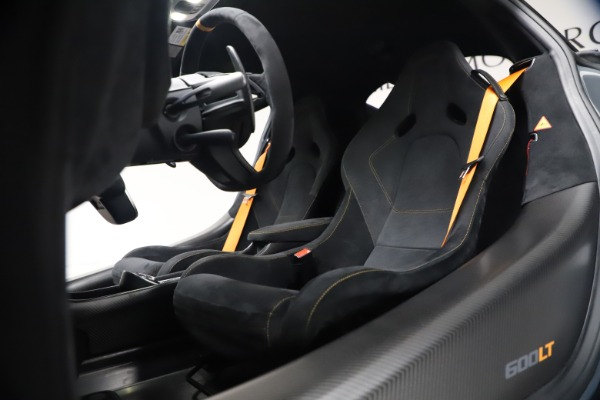 Used 2019 McLaren 600LT Coupe for sale $229,900 at Pagani of Greenwich in Greenwich CT 06830 21