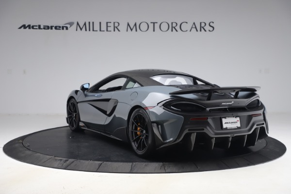 Used 2019 McLaren 600LT Coupe for sale $229,900 at Pagani of Greenwich in Greenwich CT 06830 4