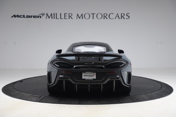 Used 2019 McLaren 600LT Coupe for sale $229,900 at Pagani of Greenwich in Greenwich CT 06830 5