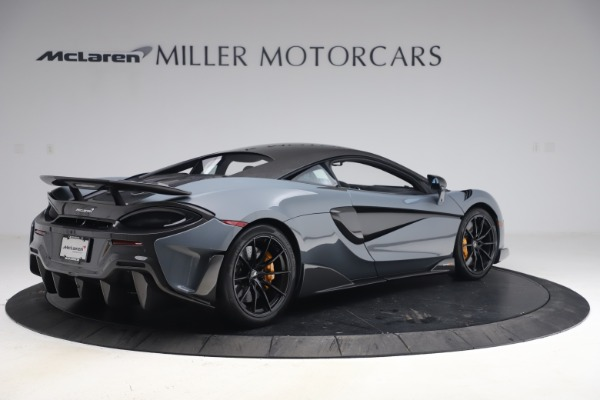 Used 2019 McLaren 600LT Coupe for sale $229,900 at Pagani of Greenwich in Greenwich CT 06830 7