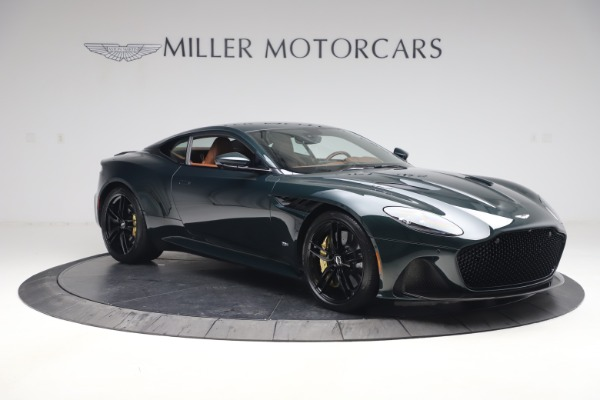 Used 2020 Aston Martin DBS Superleggera for sale Sold at Pagani of Greenwich in Greenwich CT 06830 10