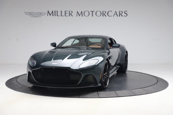 Used 2020 Aston Martin DBS Superleggera for sale Sold at Pagani of Greenwich in Greenwich CT 06830 12