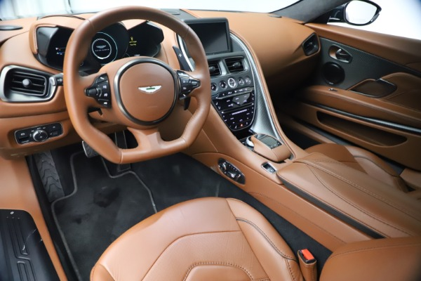 Used 2020 Aston Martin DBS Superleggera for sale Sold at Pagani of Greenwich in Greenwich CT 06830 14