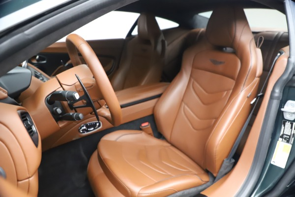 Used 2020 Aston Martin DBS Superleggera for sale Sold at Pagani of Greenwich in Greenwich CT 06830 15