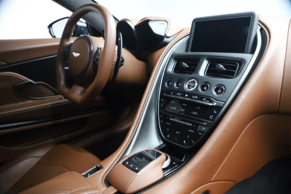 Used 2020 Aston Martin DBS Superleggera for sale Sold at Pagani of Greenwich in Greenwich CT 06830 17
