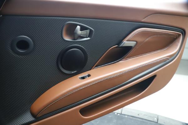 Used 2020 Aston Martin DBS Superleggera for sale $295,900 at Pagani of Greenwich in Greenwich CT 06830 18