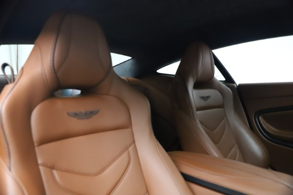 Used 2020 Aston Martin DBS Superleggera for sale Sold at Pagani of Greenwich in Greenwich CT 06830 19