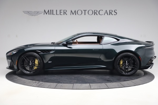 Used 2020 Aston Martin DBS Superleggera for sale Sold at Pagani of Greenwich in Greenwich CT 06830 2