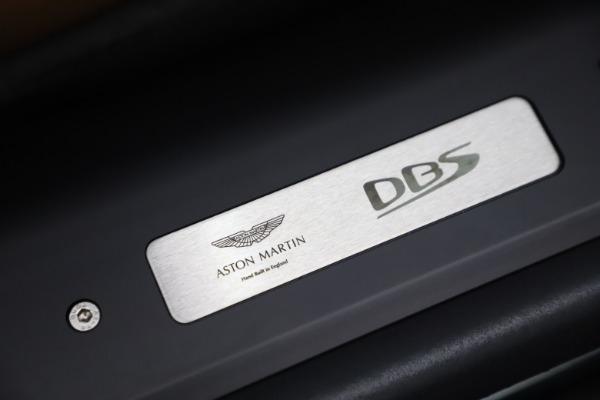 Used 2020 Aston Martin DBS Superleggera for sale $295,900 at Pagani of Greenwich in Greenwich CT 06830 21