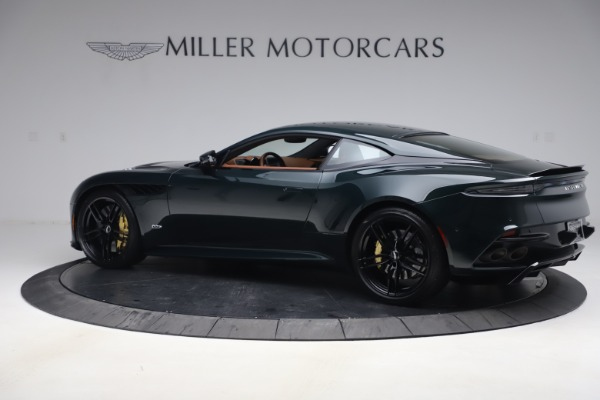 Used 2020 Aston Martin DBS Superleggera for sale Sold at Pagani of Greenwich in Greenwich CT 06830 3