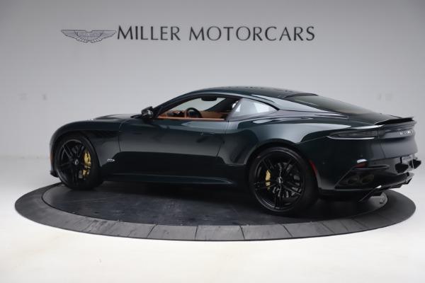 Used 2020 Aston Martin DBS Superleggera for sale $295,900 at Pagani of Greenwich in Greenwich CT 06830 3