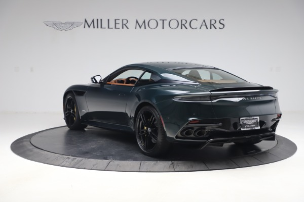 Used 2020 Aston Martin DBS Superleggera for sale Sold at Pagani of Greenwich in Greenwich CT 06830 4