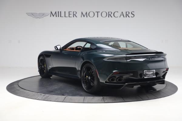 Used 2020 Aston Martin DBS Superleggera for sale $295,900 at Pagani of Greenwich in Greenwich CT 06830 4