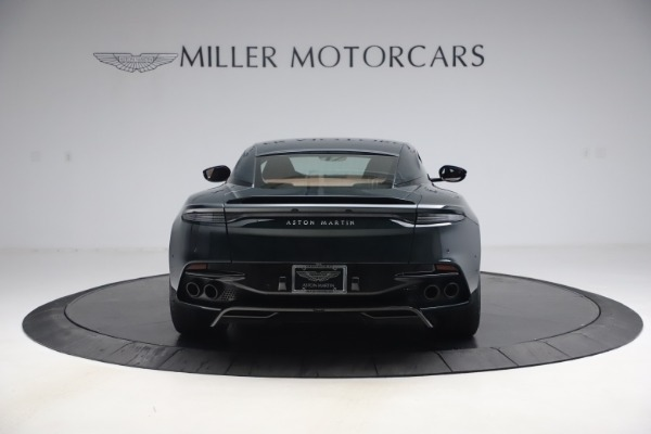 Used 2020 Aston Martin DBS Superleggera for sale Sold at Pagani of Greenwich in Greenwich CT 06830 5