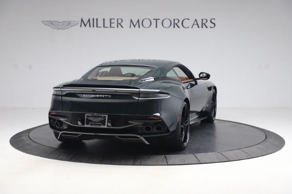 Used 2020 Aston Martin DBS Superleggera for sale Sold at Pagani of Greenwich in Greenwich CT 06830 6