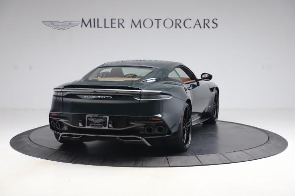 Used 2020 Aston Martin DBS Superleggera for sale $295,900 at Pagani of Greenwich in Greenwich CT 06830 6