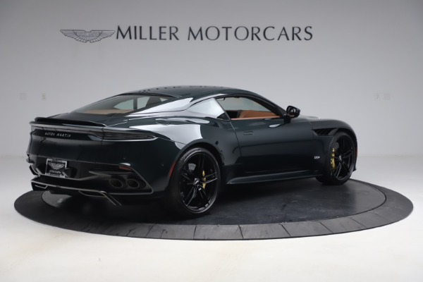 Used 2020 Aston Martin DBS Superleggera for sale Sold at Pagani of Greenwich in Greenwich CT 06830 7