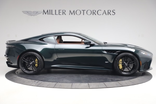 Used 2020 Aston Martin DBS Superleggera for sale Sold at Pagani of Greenwich in Greenwich CT 06830 8