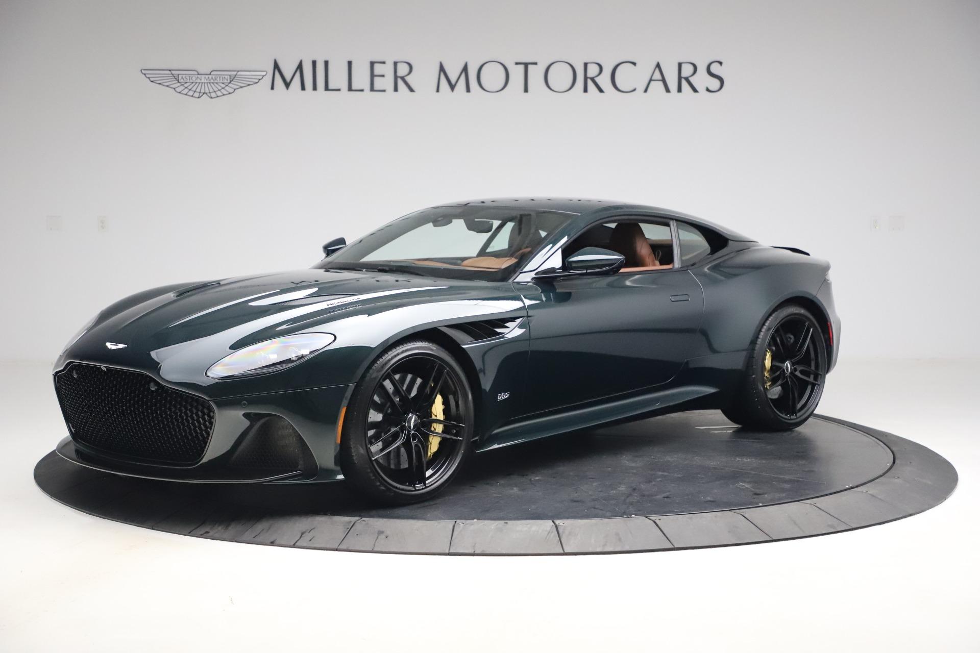 Used 2020 Aston Martin DBS Superleggera for sale Sold at Pagani of Greenwich in Greenwich CT 06830 1