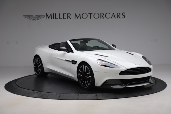 Used 2015 Aston Martin Vanquish Volante for sale $139,900 at Pagani of Greenwich in Greenwich CT 06830 10