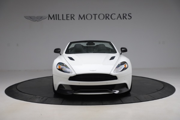 Used 2015 Aston Martin Vanquish Volante for sale $139,900 at Pagani of Greenwich in Greenwich CT 06830 11