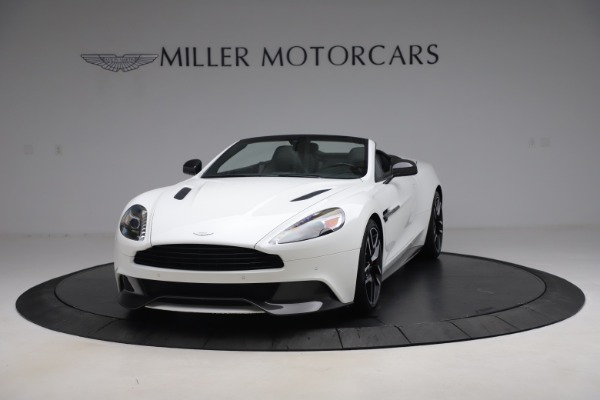 Used 2015 Aston Martin Vanquish Volante for sale $139,900 at Pagani of Greenwich in Greenwich CT 06830 12