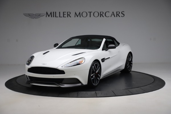 Used 2015 Aston Martin Vanquish Volante for sale $139,900 at Pagani of Greenwich in Greenwich CT 06830 13
