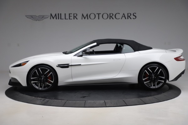 Used 2015 Aston Martin Vanquish Volante for sale $139,900 at Pagani of Greenwich in Greenwich CT 06830 14