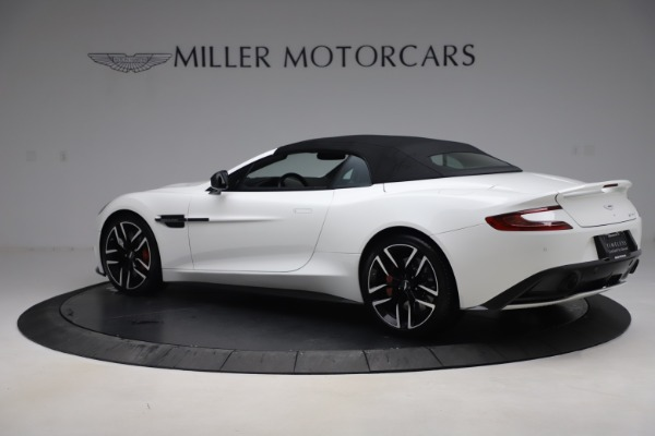 Used 2015 Aston Martin Vanquish Volante for sale $139,900 at Pagani of Greenwich in Greenwich CT 06830 15