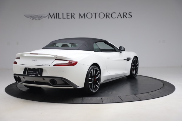 Used 2015 Aston Martin Vanquish Volante for sale $139,900 at Pagani of Greenwich in Greenwich CT 06830 16