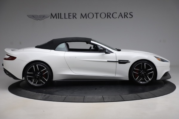 Used 2015 Aston Martin Vanquish Volante for sale $139,900 at Pagani of Greenwich in Greenwich CT 06830 17