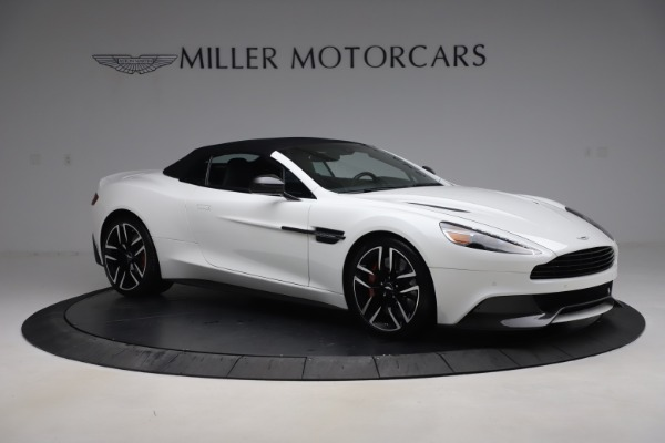 Used 2015 Aston Martin Vanquish Volante for sale $139,900 at Pagani of Greenwich in Greenwich CT 06830 18