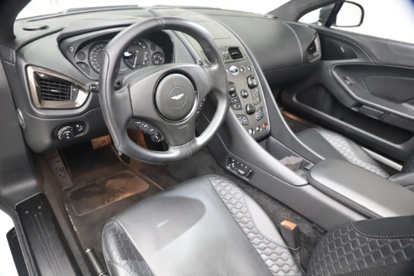 Used 2015 Aston Martin Vanquish Volante for sale $139,900 at Pagani of Greenwich in Greenwich CT 06830 19
