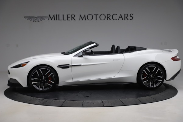 Used 2015 Aston Martin Vanquish Volante for sale $139,900 at Pagani of Greenwich in Greenwich CT 06830 2
