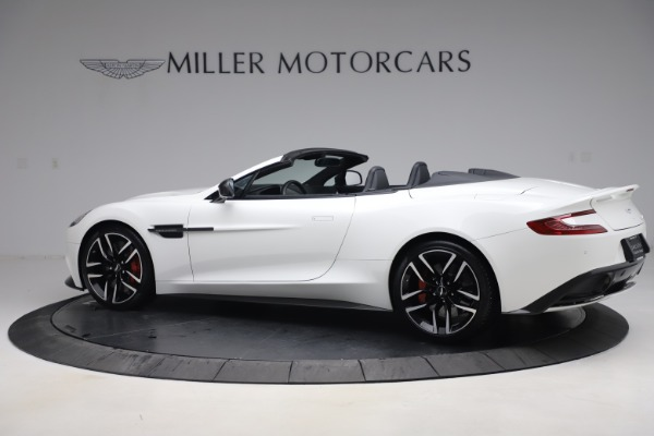 Used 2015 Aston Martin Vanquish Volante for sale $139,900 at Pagani of Greenwich in Greenwich CT 06830 3