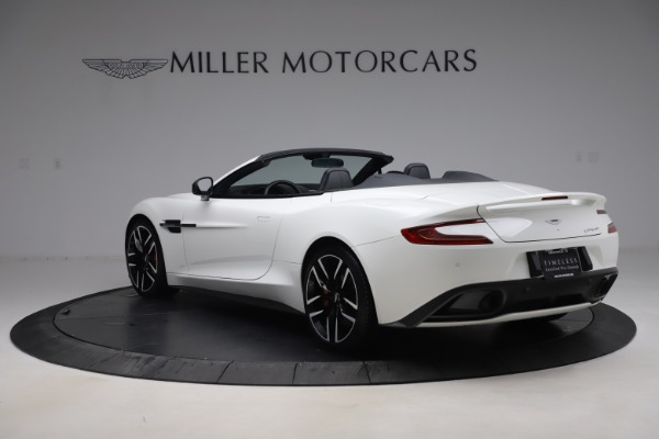 Used 2015 Aston Martin Vanquish Volante for sale $139,900 at Pagani of Greenwich in Greenwich CT 06830 4