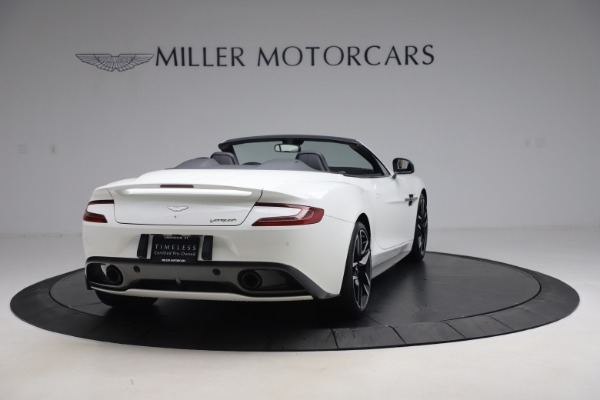 Used 2015 Aston Martin Vanquish Volante for sale $139,900 at Pagani of Greenwich in Greenwich CT 06830 6