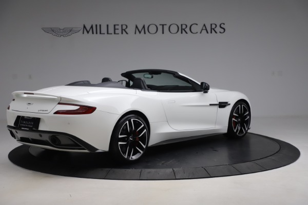 Used 2015 Aston Martin Vanquish Volante for sale $139,900 at Pagani of Greenwich in Greenwich CT 06830 7