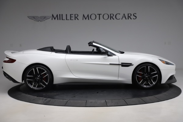 Used 2015 Aston Martin Vanquish Volante for sale $139,900 at Pagani of Greenwich in Greenwich CT 06830 8
